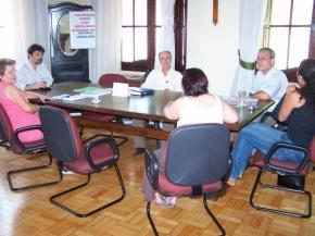 Prefeito quer manter parceria com a UAB/UFRGS