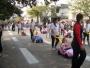 Desfiles levaram milhares de itaquienses à Rua Bento Gonçalves (Foto: Divulgação/Sec. de Educação)
