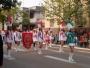 Desfiles foram realizados nos dias 3, 4 e 7 (Foto: Divulgação/Sec. de Educação)